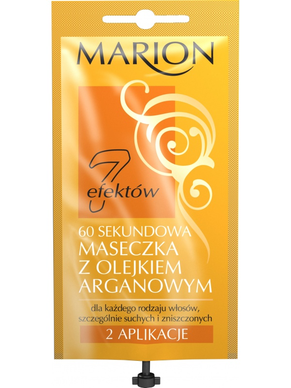Marion Hair Mask 60 seconds with argan oil