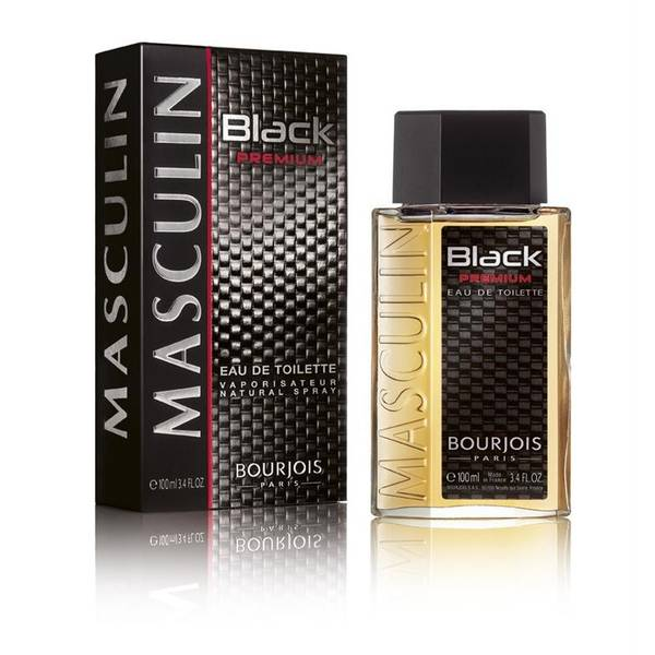 Masculin Black Premium EDT
