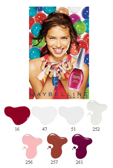 Maybelline Colorama summer '09 лак за нокти