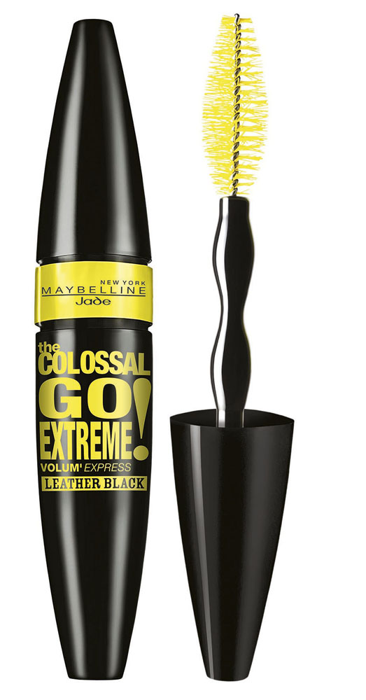 Maybelline Volum Express The Colossal Go Extreme Leather Black M
