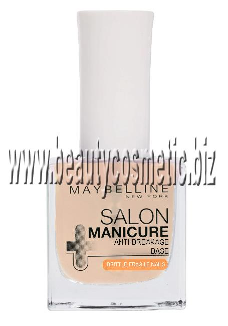 Maybelline salon manicure заздравител база за тънки и чупливи но