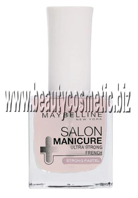 Maybelline salon manicure ultra strong french base