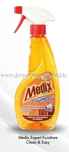 Medix Expert Furniture Clean & Easy спрей за мебели