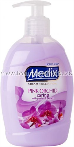 Medix Cream Collection Pink Orchid течен сапун