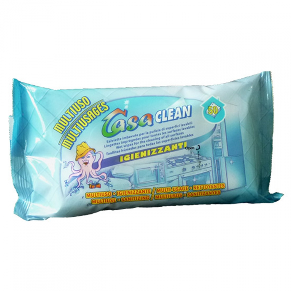 Casa Clean Wet wipes universal