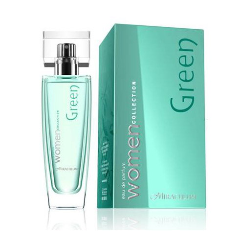 Miraculum Women Collection Green EDP