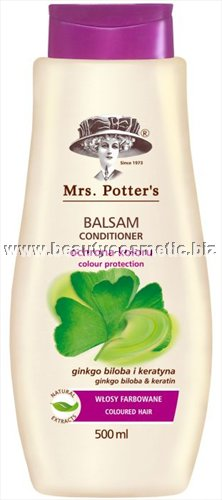Mrs.Potter 's conditioner for colored hair