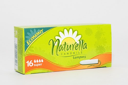 Naturella super тампони