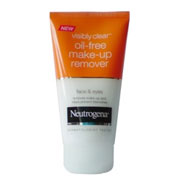 Neutrogena Visibly Clear Oil Free Make-up Remover