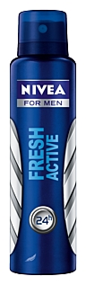 Nivea for men Fresh Active deo spray