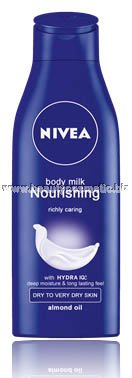 Nivea body Rich Caring Milk
