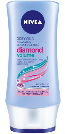 Nivea balm for shine and volume Diamond Volume