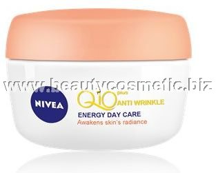 Nivea Q10 plus Energy Day Cream
