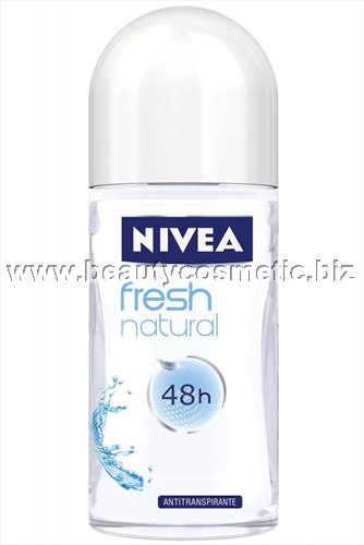Nivea Fresh Natural roll on
