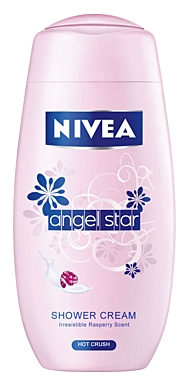 Nivea Angel Star душ гел