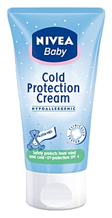 Nivea baby Cold protection cream