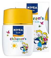 Nivea children's pocket size SPF 50