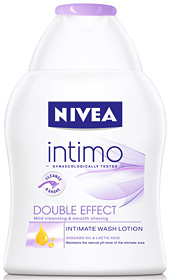 Nivea Double Effect интимен лосион