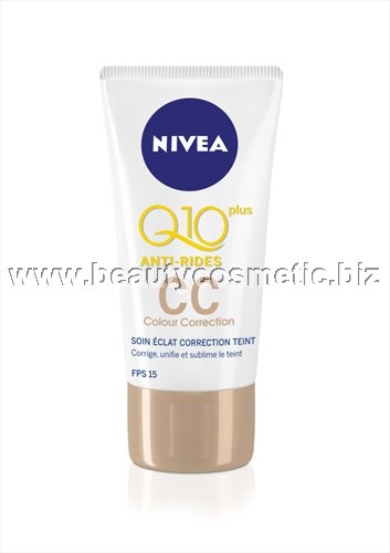NIVEA Q10 Plus Anti-Wrinkle CC Cream