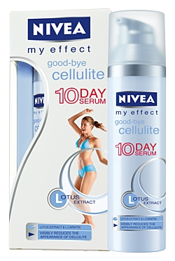 Nivea серум Good-bye Cellulite