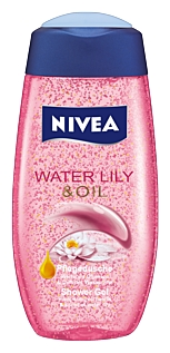 Nivea Water lily & Oil душ гел