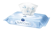 Nivea baby Soft & care wet wipes