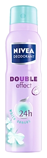 Nivea Double Effect White senses deo spray