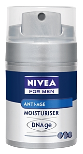 Nivea for men DNAge anti age moisturizer