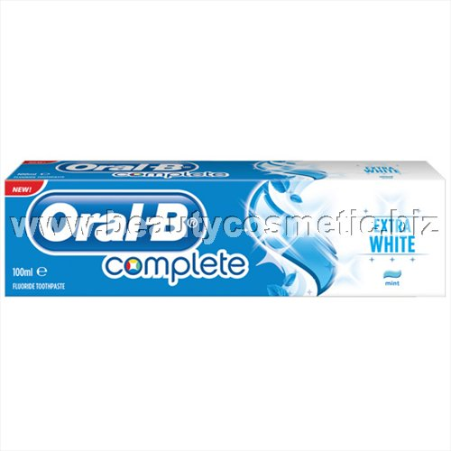 Oral-B Complete Extra White паста за зъби