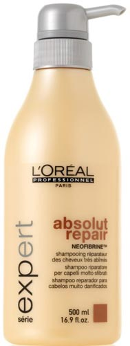 L`Oreal Professionnel Absolut repair shampoo for very damaged ha