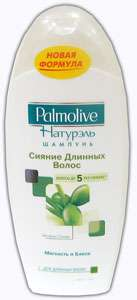 Palmolive Naturals long and Shine shampoo