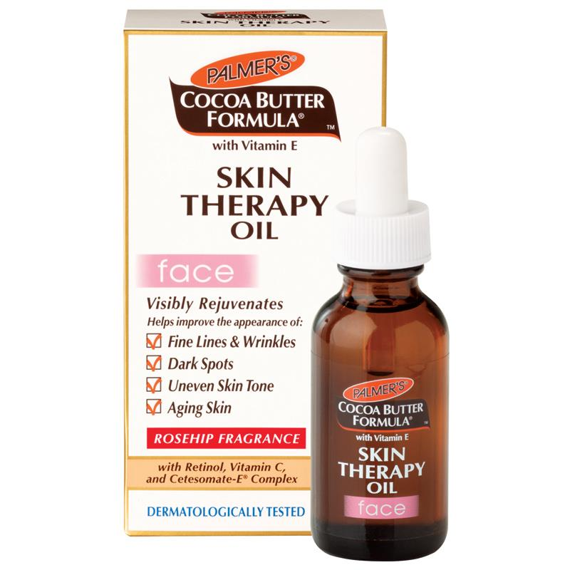 Palmers Cocoa Butter Skin Therapy Oil терапия за лице