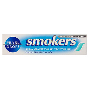 Pearl Drops Smokers Whitening Gel