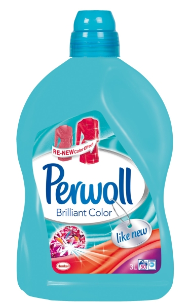 Perwoll Brilliant Color 3 литра