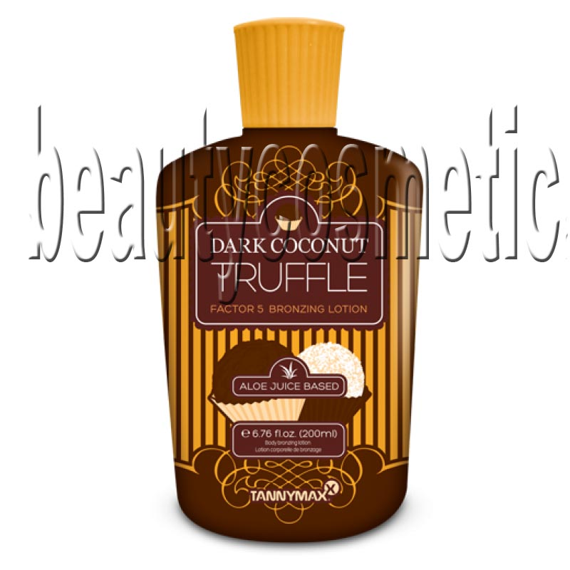 Tannymax 6th sense Dark Coconut Truffle Factor 5 бронзиращ лосион 200ml