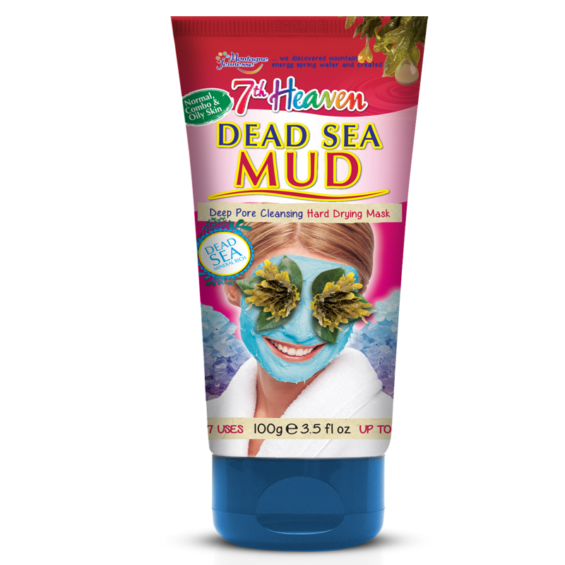 7th heaven Dead Sea Face Mask from Dead Sea 100ml