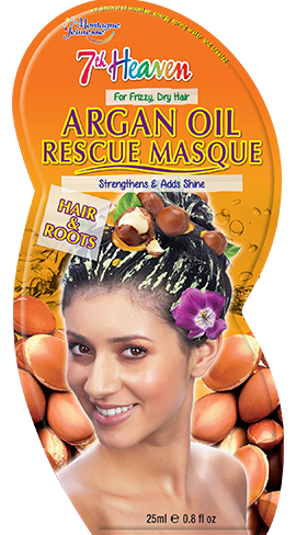 7th heaven Argan hair mask