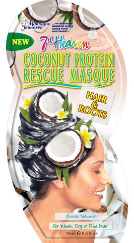 7th heaven Coconut hair mask