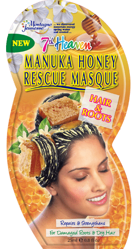 7th heaven Honey from Manuka Hair Mask
