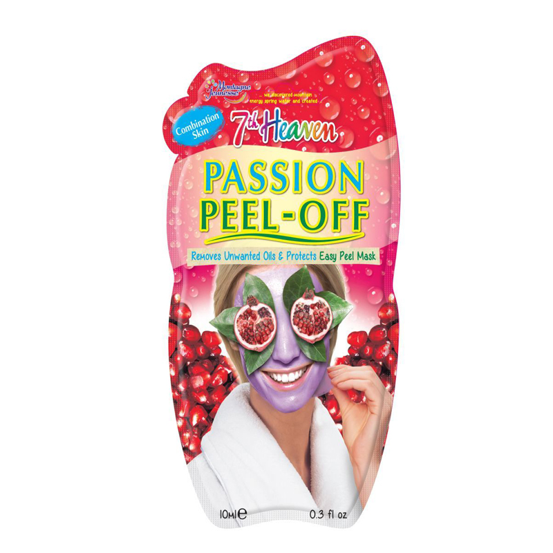 7th heaven Peeling Mask with Pomegranate