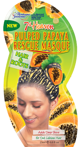 7th heaven Papaya hair mask