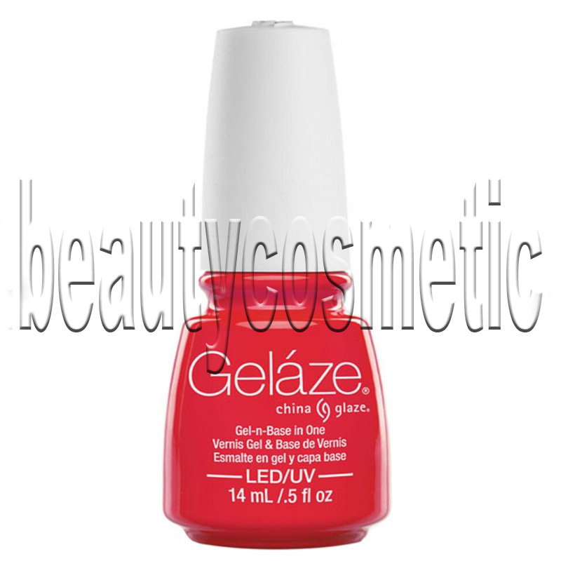 GELAZE by China Glaze гел лак 82646