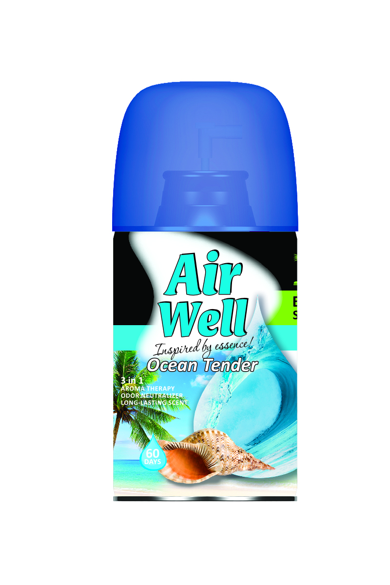 Agiva  Air Well Ocean Tender universal air freshener 250ml