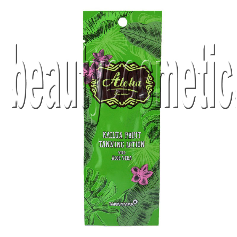 Aloha Kailua Tanning Lotion for Solarium 15ml
