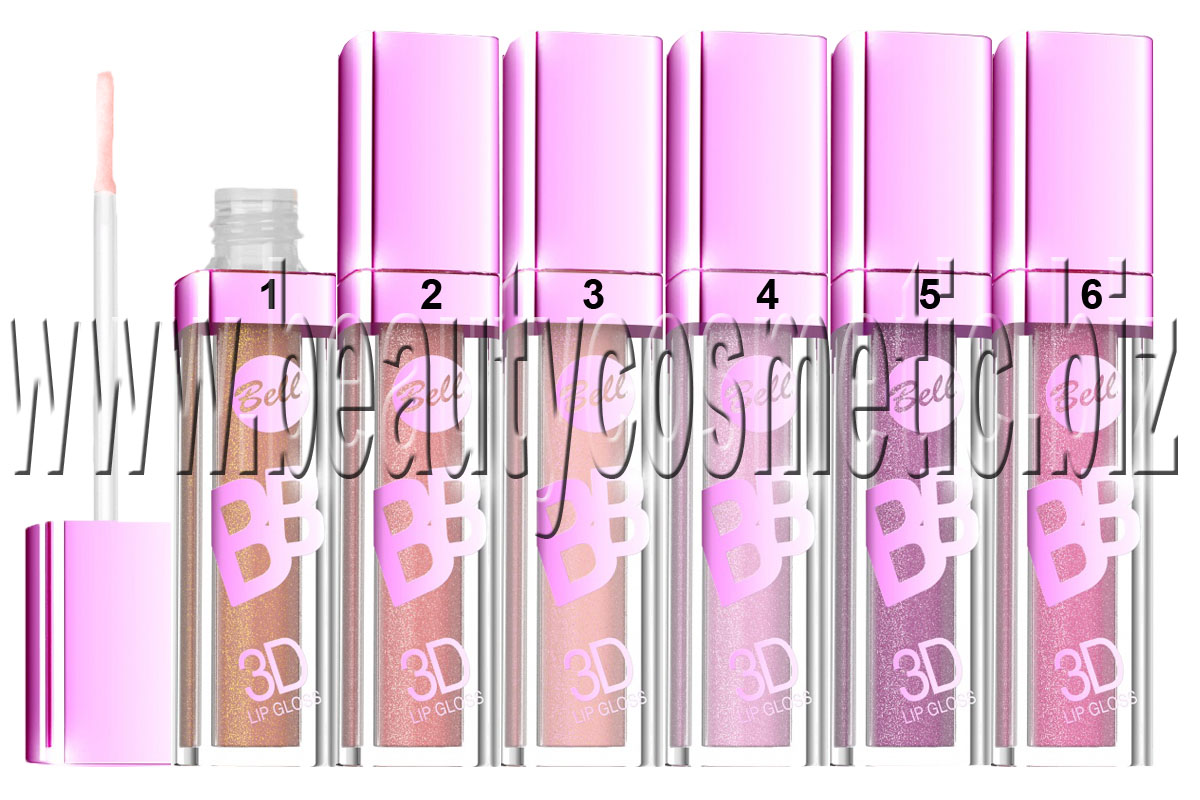 Bell BB 3D Lip Gloss Volume Effect