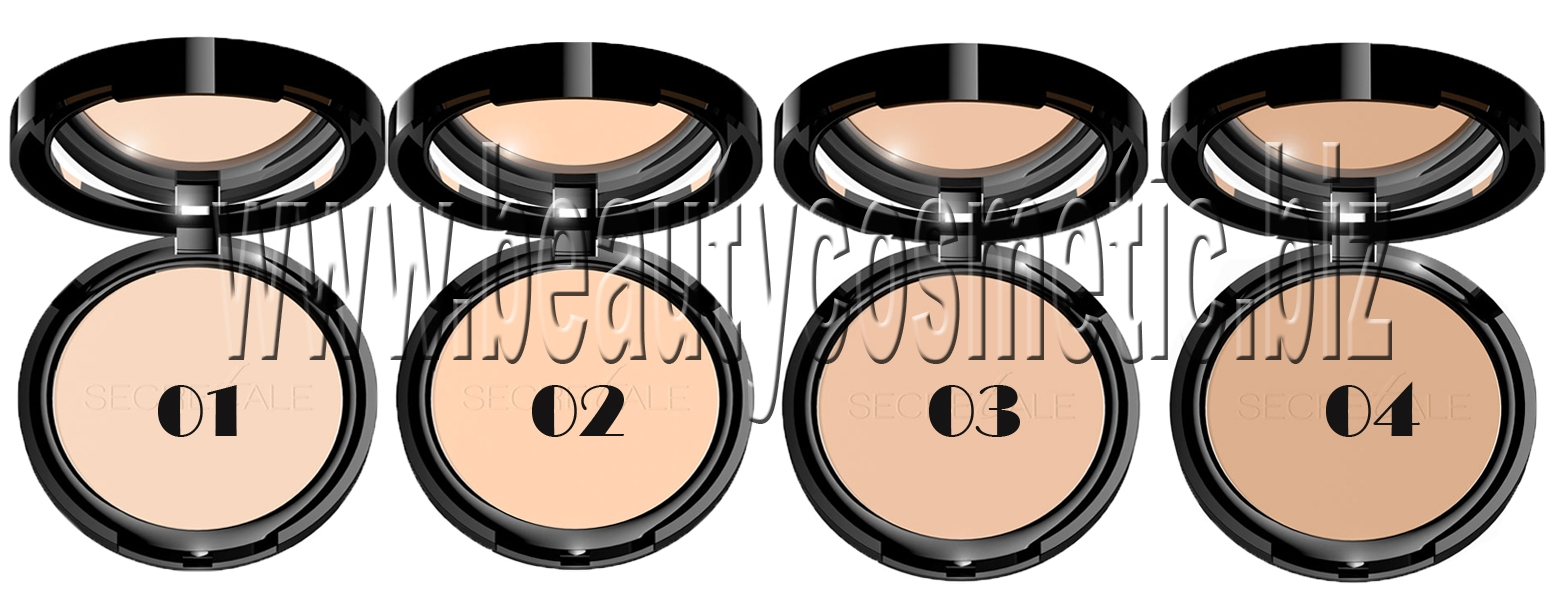 Bell SECRETALE Mattifying Compact Powder