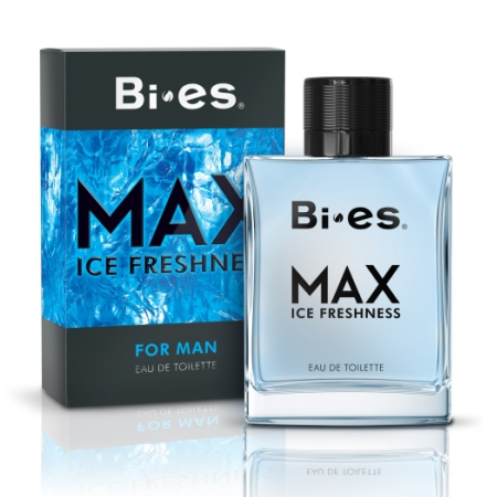 Bi-es Max Ice Freshness Man EDT 100ml
