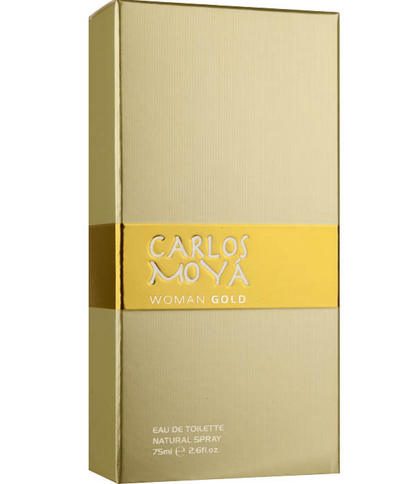 Carlos Moya Gold woman EDT