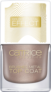 Catrice Pulse of Purism топ лак