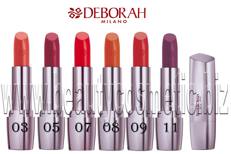 Deborah Milano Red Shine червило